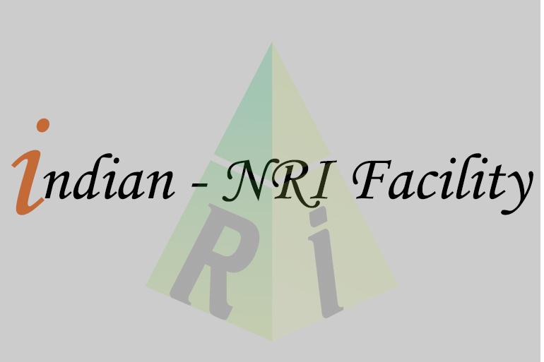 Indian - NRI Facility